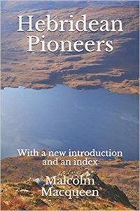 Selkirk Stories launches Hebridean Pioneers @ Montague Rotary Library